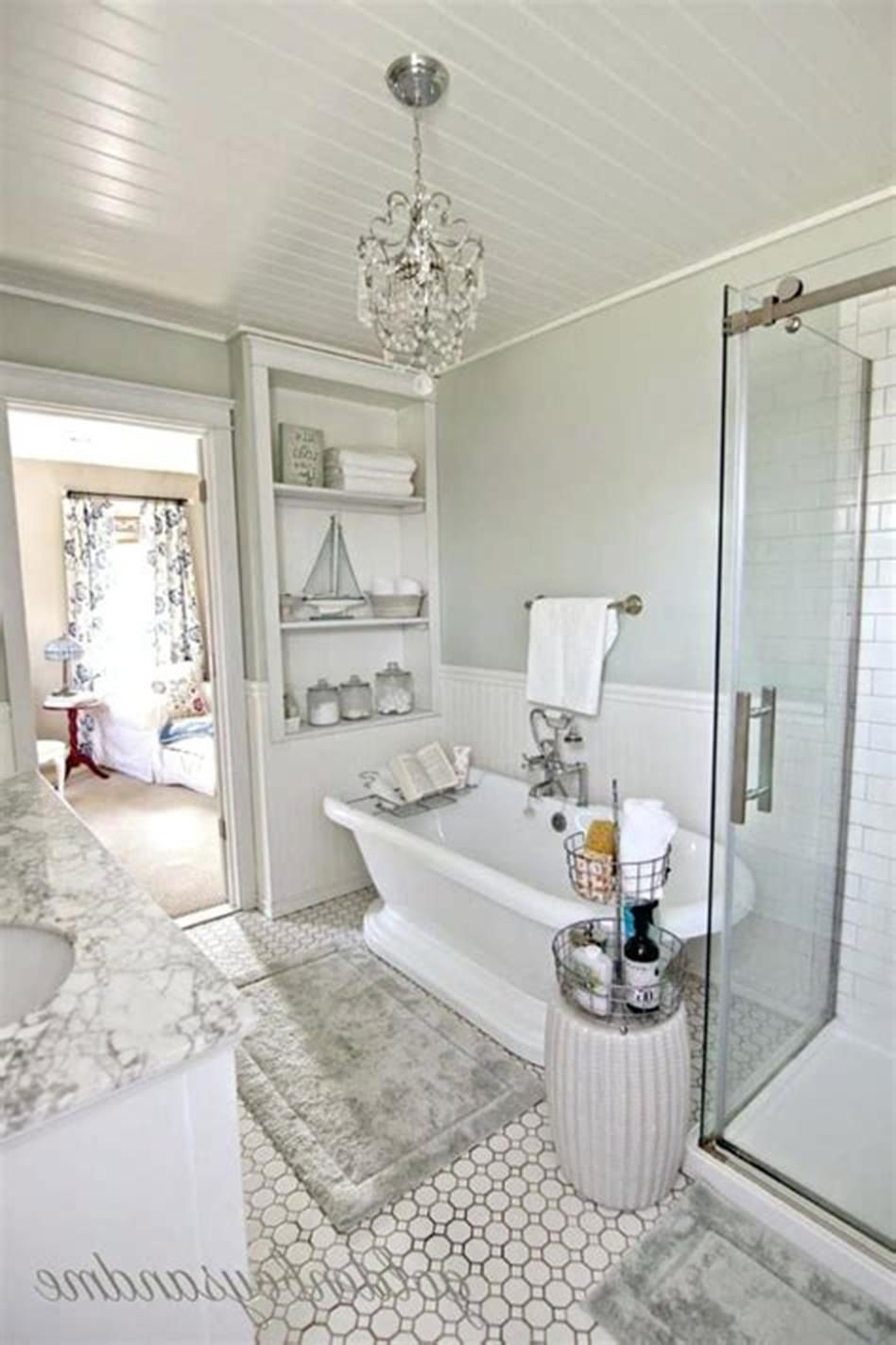 23 Perfect Small Master Bathroom Remodel Ideas to Inspire ...