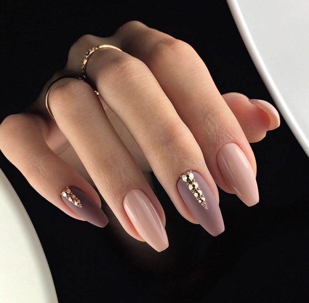 Pin de Katarzyna Kostiuk en paznokcie | Pinterest | Diseños de uñas ...