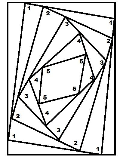 lindy u0026 39 s iris folding template