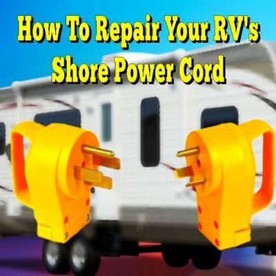 RV Shore Power Hook up