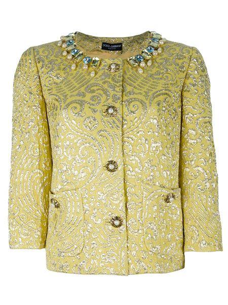 Dolce Embellished Jacket