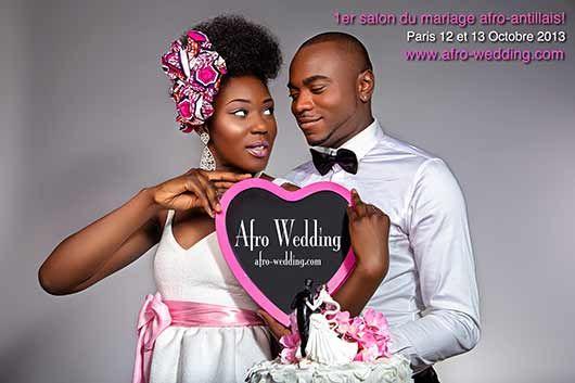 Afro Wedding 1er Salon Du Mariage Afro Antillais En France Timodelle Magazine Salon De Coiffure Afro Salon Du Mariage Afro