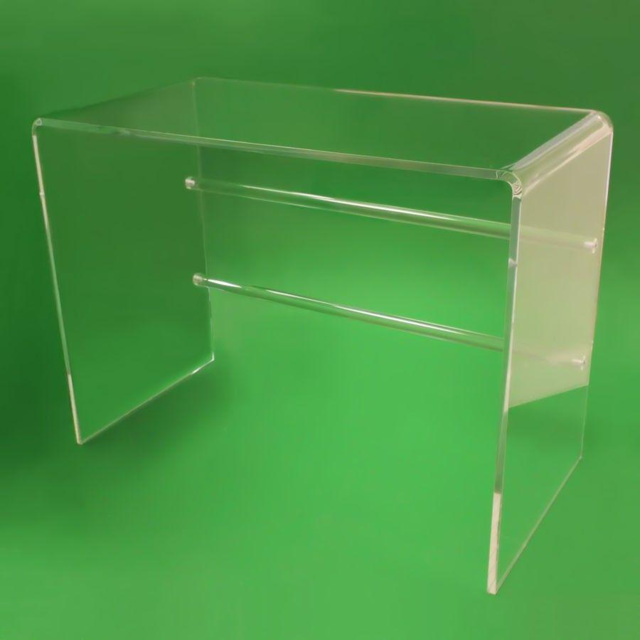 acrylic dressing table  Acrylic Dressing Table Desk | Bedroom | Pinterest | Dressing table ...