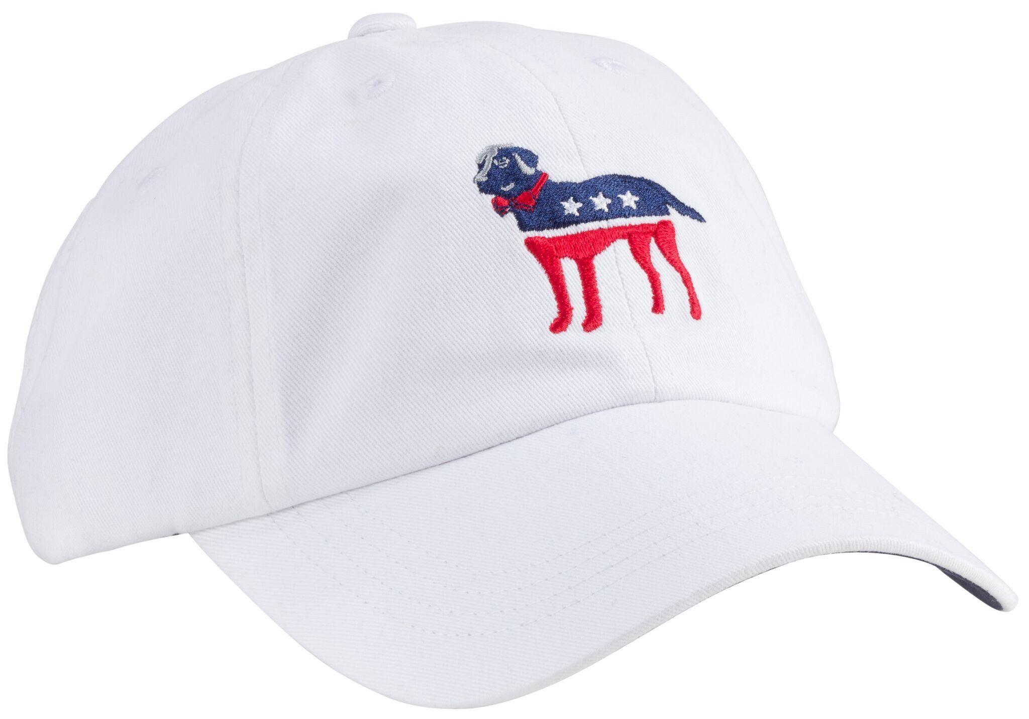 Frat Hat: White Party Animal