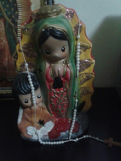 My Virgen de Guadalupe from Mexico D.F.