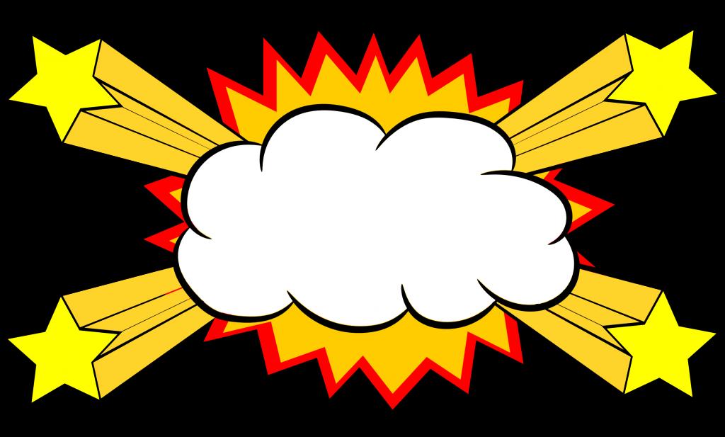Comic Explosion Bubble 2 1024x617 Png 1024 617 Superhero Pop Art Pop Art Comic Pop Art