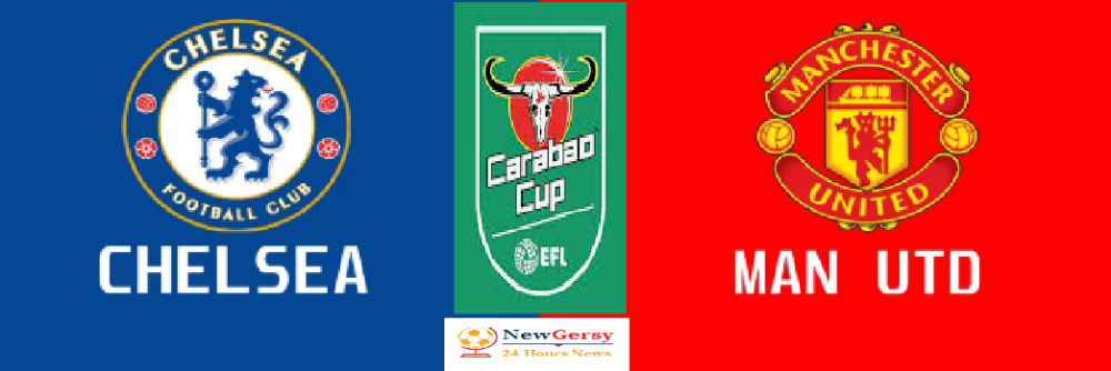 Chelsea vs Manchester United Live stream Carabao Cup 2019