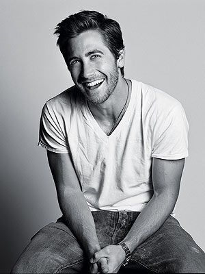 Jake Gyllenhaal pretty-faces