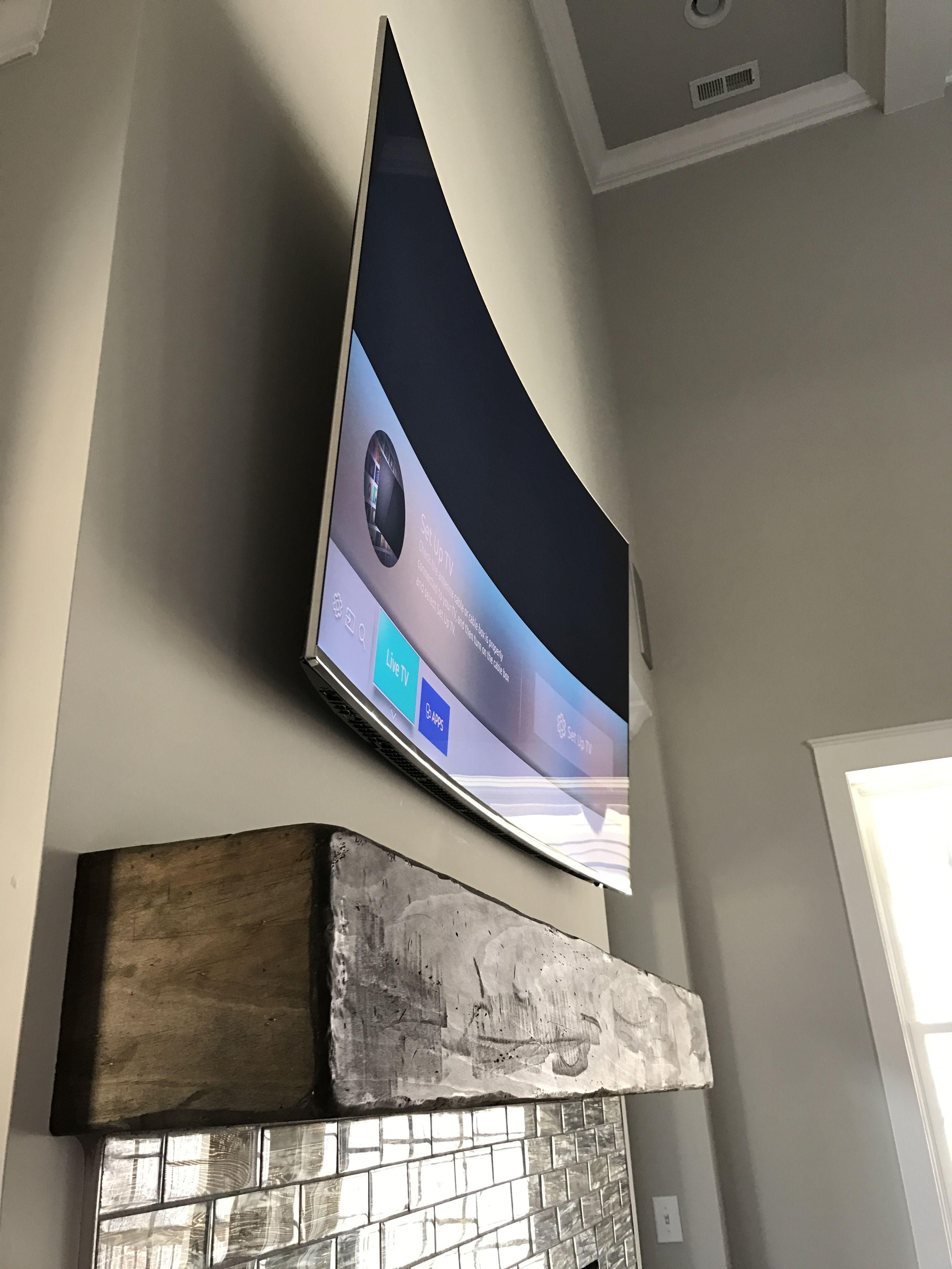 Living Room Curved Tv Raleigh Nc Curved Tvs Living Room Tv Wall Elegant Living Room Design #two #tv #living #room #setup