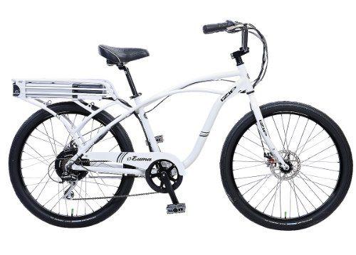 Newport Beach Cruiser Electric Bicycle Black Electric Bicycle Electric Bike Beach Cruiser