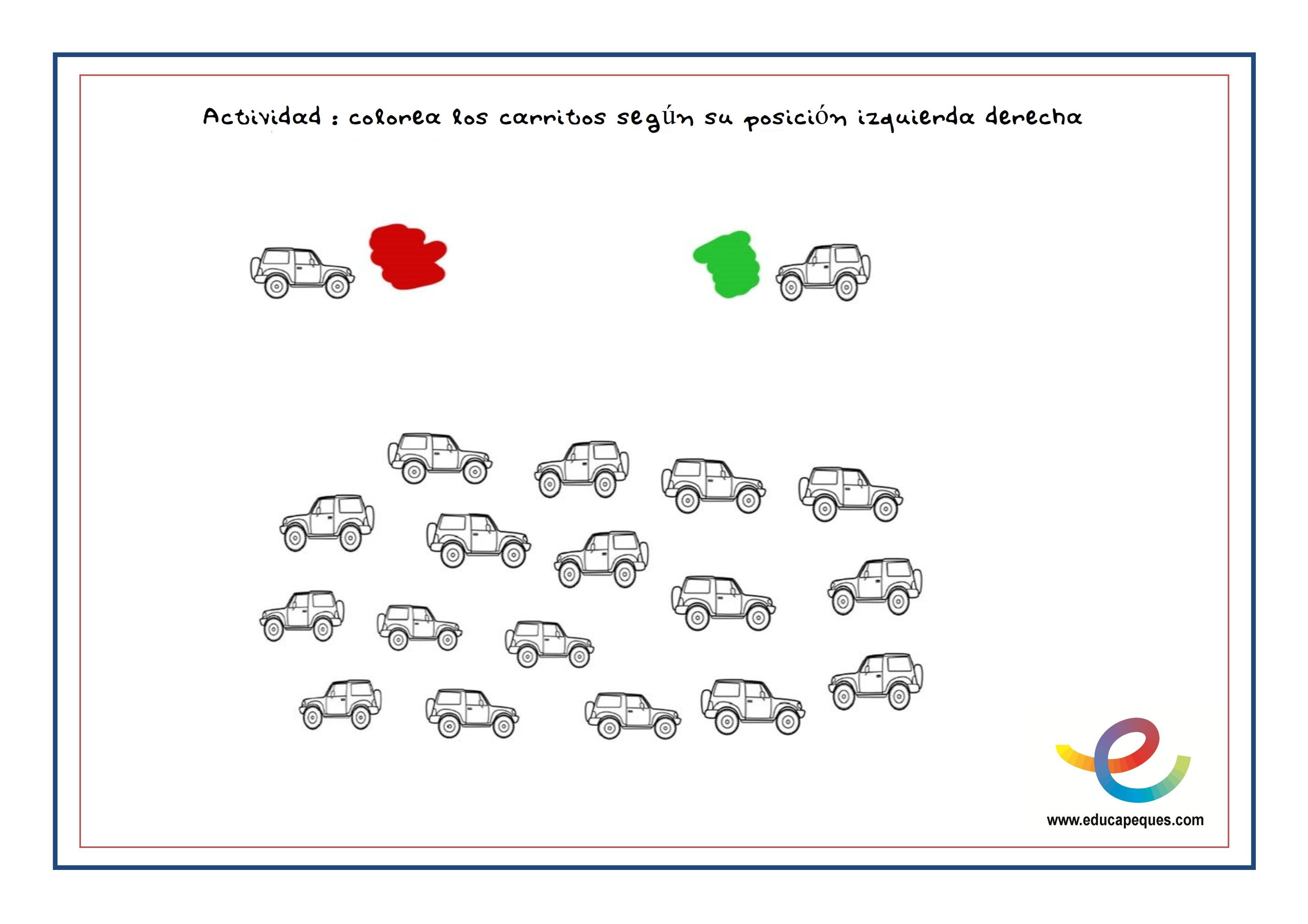 Ejercicios De Lateralidad Cruzada Para Ninos Estimulapeques Ejercicios De Lateralidad Actividades De Aprendizaje Preescolares Actividades
