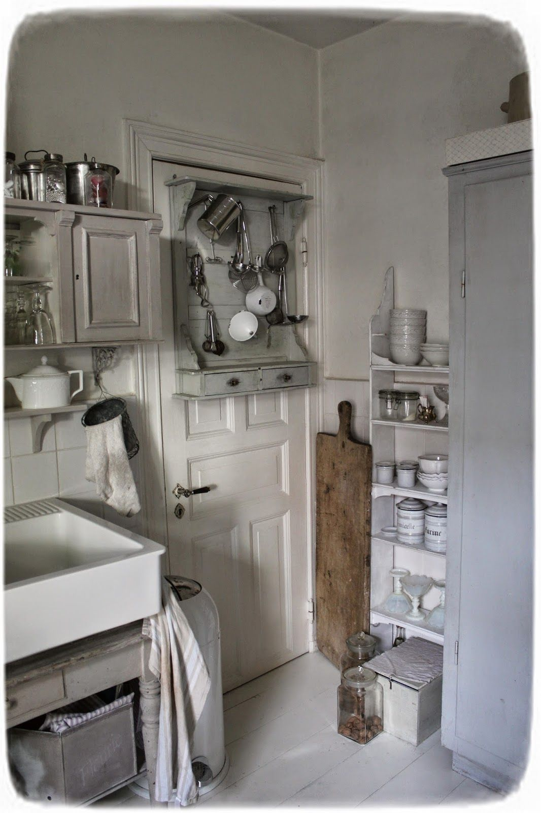 Kleine Küche Shabby Méas Vintage Küche 3 Country Kitchens In 2018 Pinterest