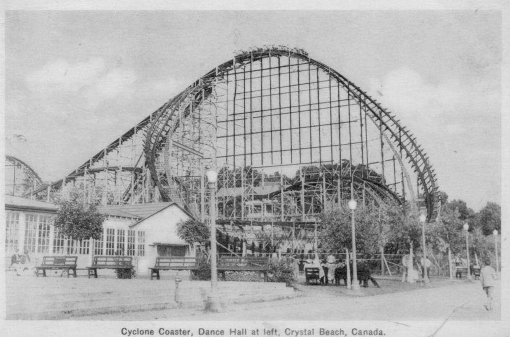 Crystal Beach Cyclone. I was born quite a few decades too late.
