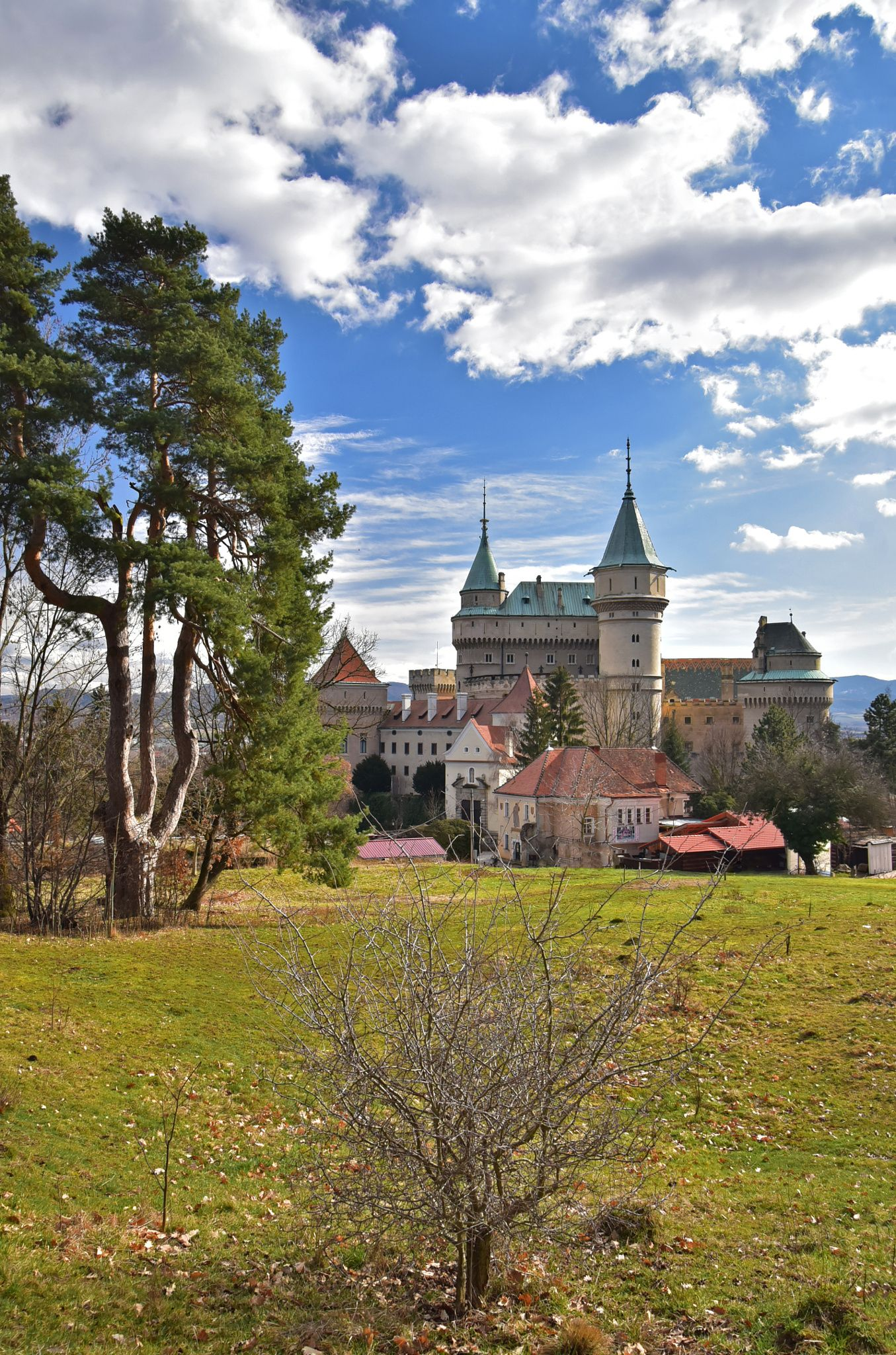 Slovakia - Igor Supuka 181 - Europe, Slovak republic, Bojnický castle near Prievidza city in central Slovakia
