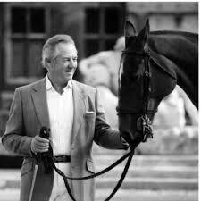 Nicholas Colquhoun-Denvers, President of the International Polo Association, elected 2015.  An impressive portrait