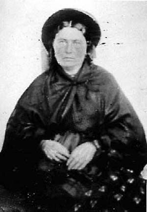 Helen/ Helene Dease-Breland (Métis). Born 1841 to John Warren Dease and Angelique McMillan; married Patrice Breland in 1863.