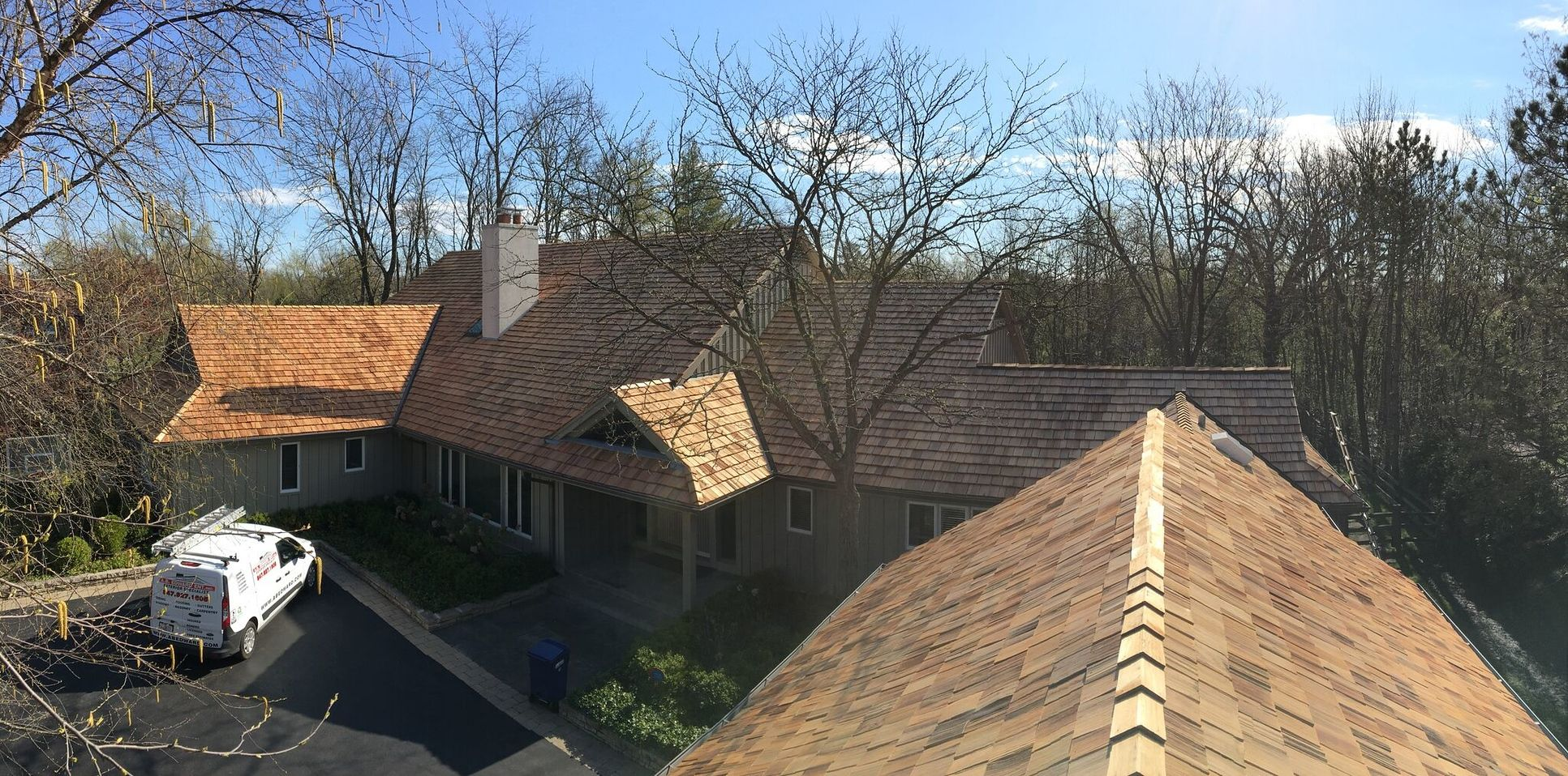 Best Cedar Roofing Installation With Images Cedar Roof 400 x 300