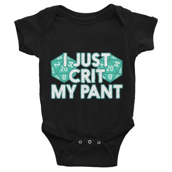 I Just Crit My Pant