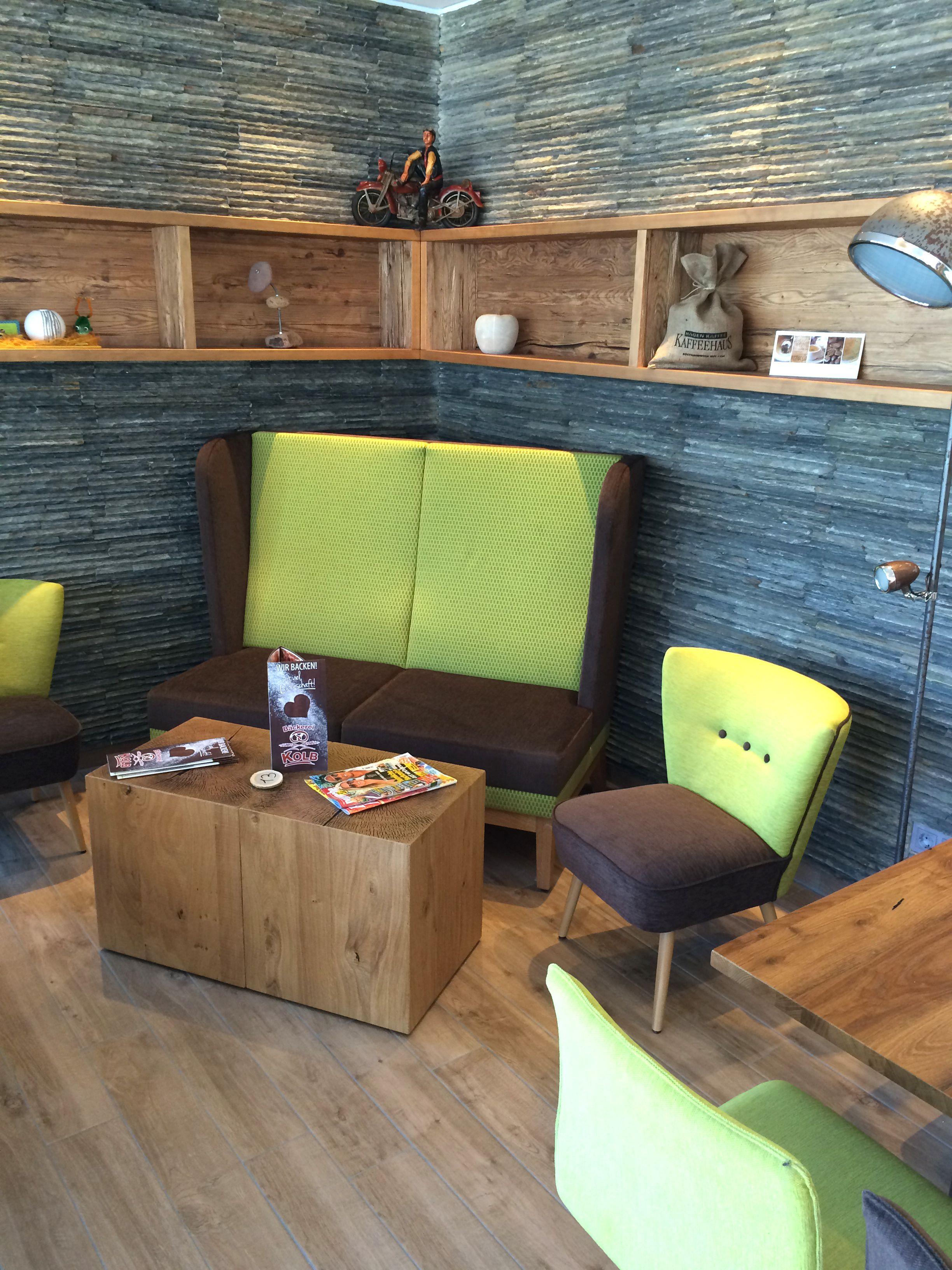 einrichtung und m blierung b ckerei caf wieder eine. Black Bedroom Furniture Sets. Home Design Ideas