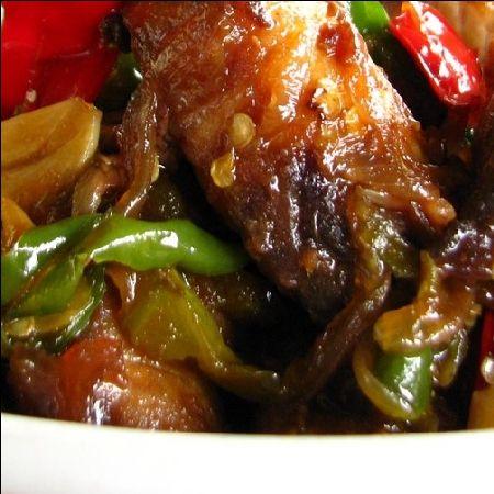 Resep Tuna Masak Cabe Ijo Dan Tomat Tuna Recipes Recipes Food