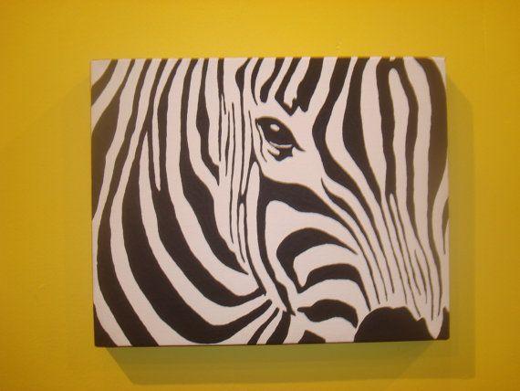 Hoi ik heb een geweldige listing gevonden op etsy httpetsy ik heb een geweldige listing gevonden op etsy http zebra painting canvas thecheapjerseys Gallery