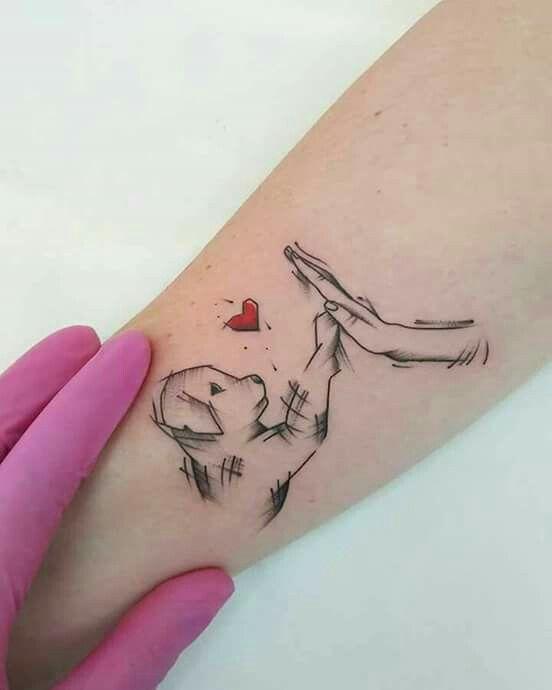 #tattoo #ideen #tiere  Tatuagem