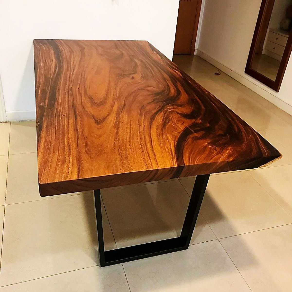 Collectif Designs Suar Wood Dining Table For Our Client Https Collectifdesigns Com Suarwood Teakwood Sonowood Rosewood Tamarindwood Asamwood Design