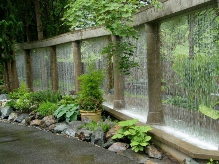 Wasserwand Selber Bauen Garten U2013 Performal, Best Garten Ideen