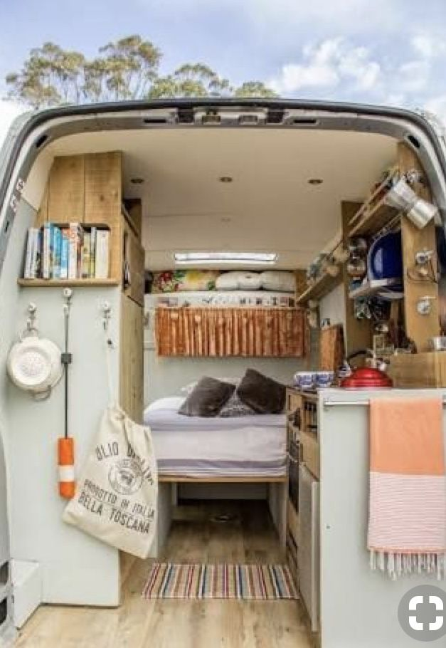 Vw Lt 35 Van Conversion LayoutCampervan