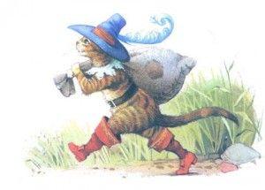 De gewiekste gelaarsde kat je komt hem tegen in het - Anne de shrek ...