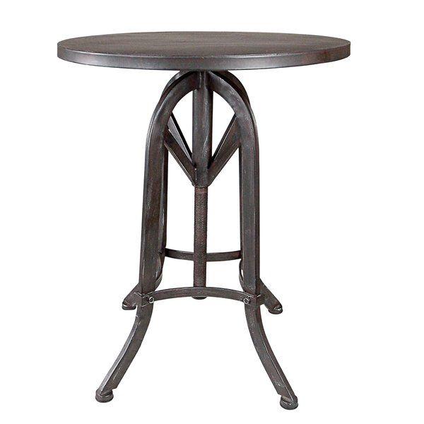 Sheet Metal Table Lamp