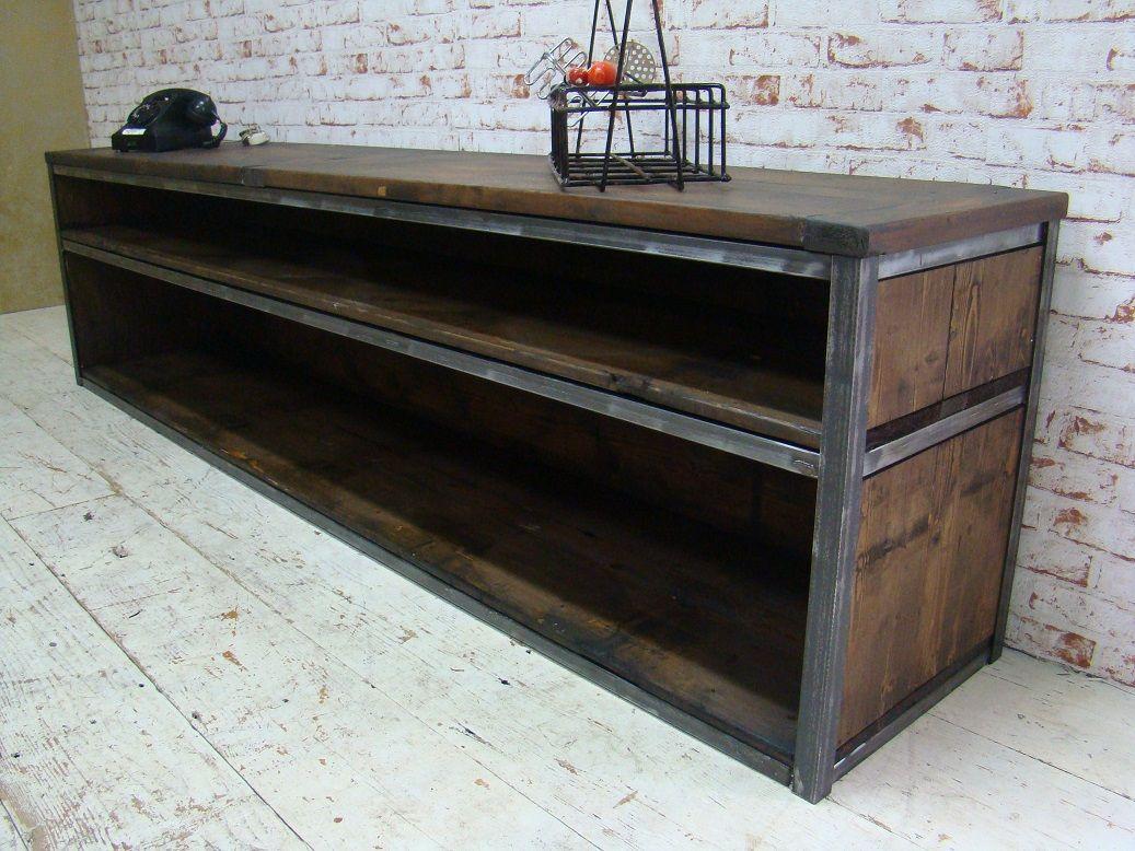 Dichte Tv Kast : Industrieel design tv meubel Мебель лофт