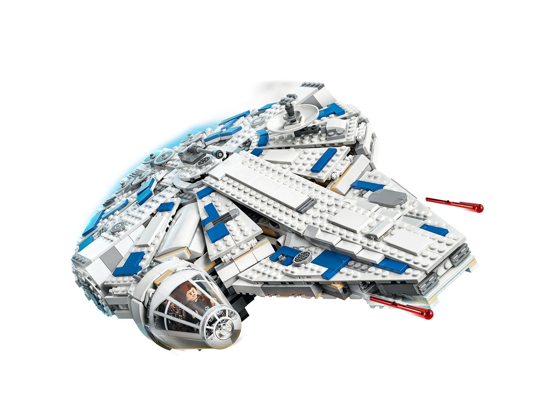 Kessel Run Millennium Falcon Lego Instructions