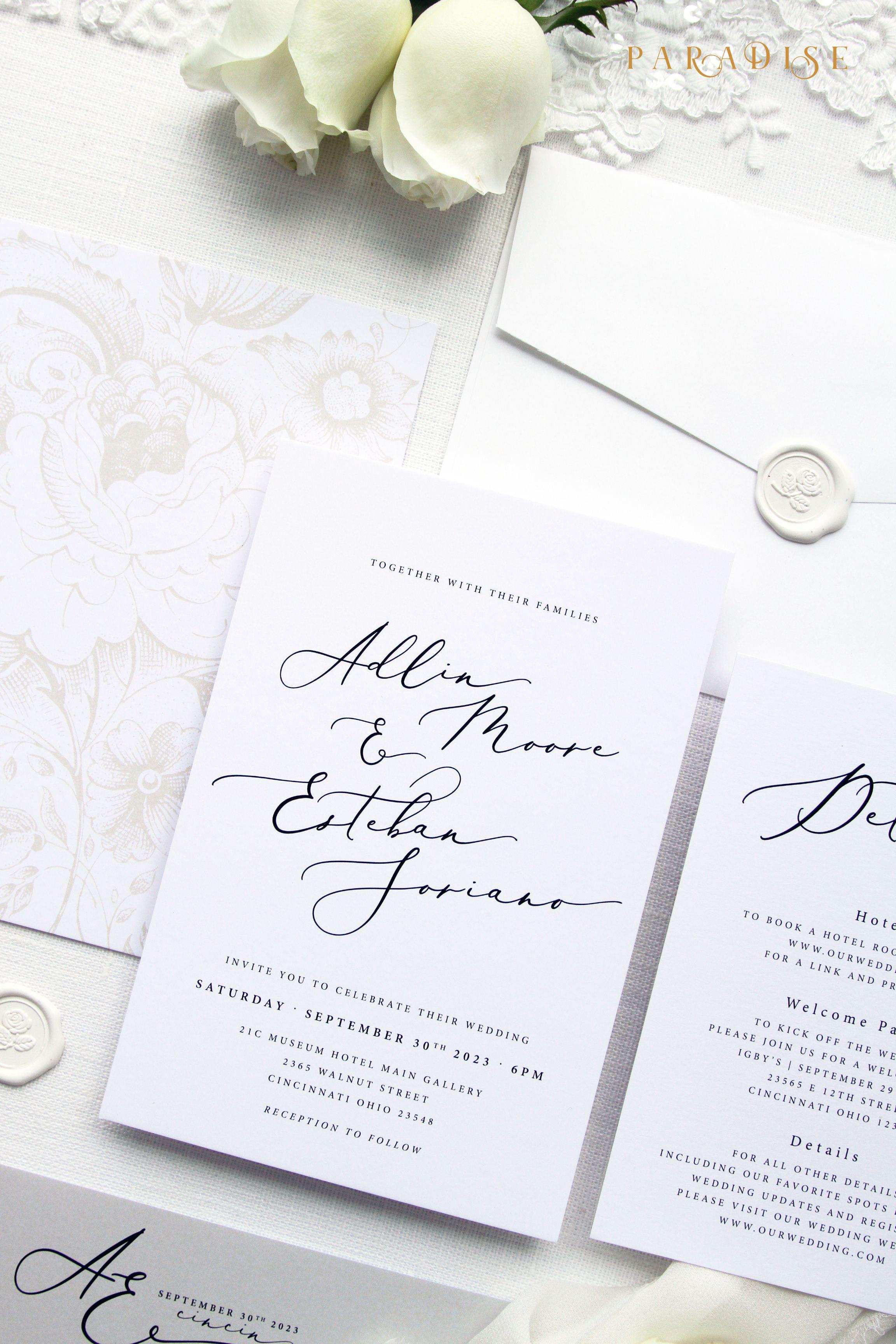 Weddinginvitation Weddings Bride Weddingstationery