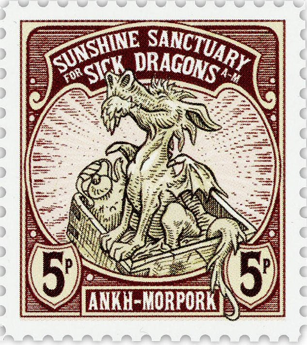Discworld Stamps - What are they?