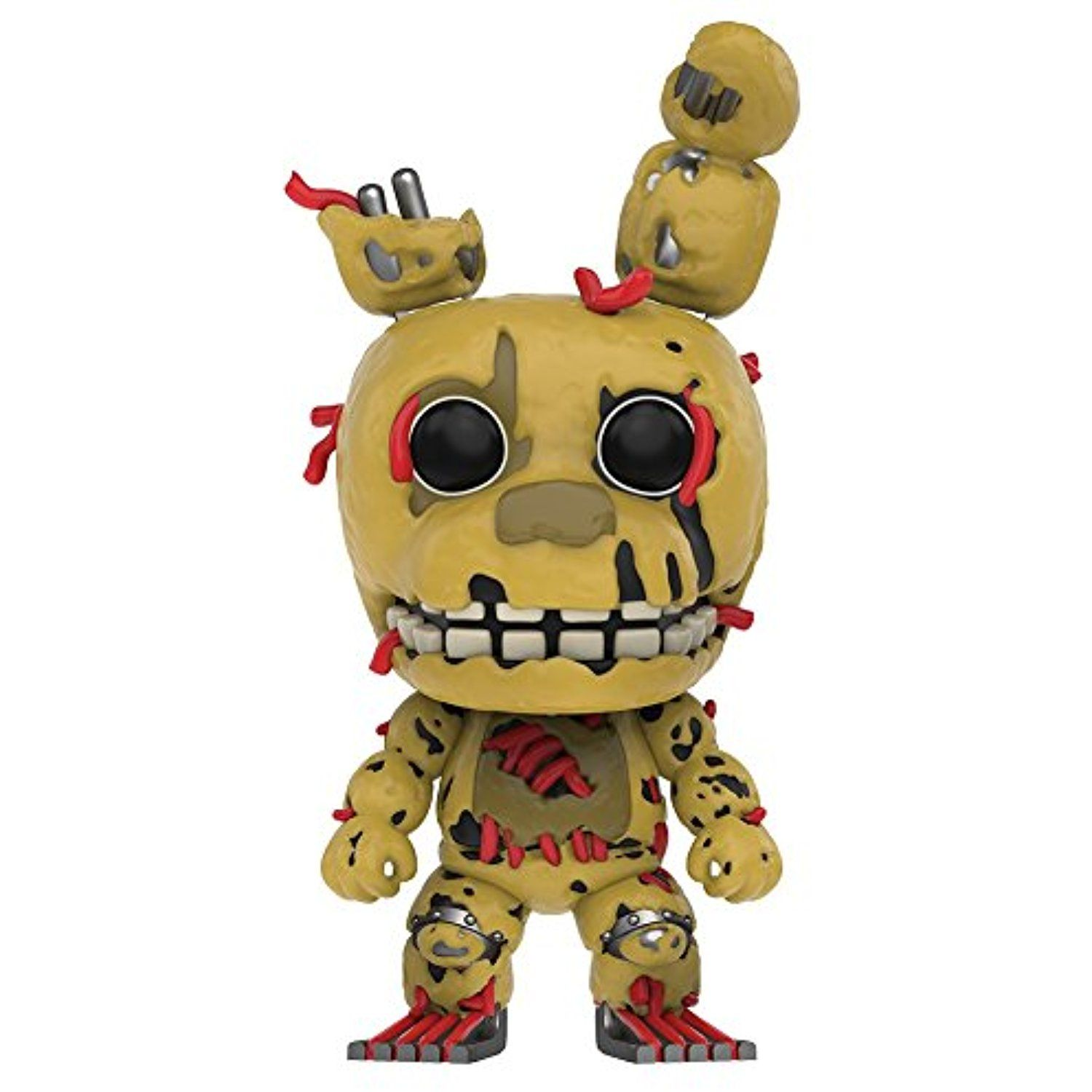 Funko Five Nights at Freddys Spring Trap Toy Figure 11033 Accessory Toys /& Games Miscellaneous Spring Trap Toy Figure Funko Five Nights at Freddy/'s