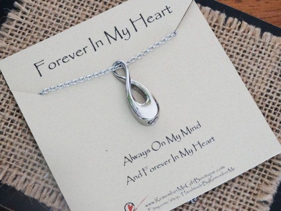 infinity urn necklace. cremation jewelry, infinity urn necklace, ash holder pendant, teardrop necklace t