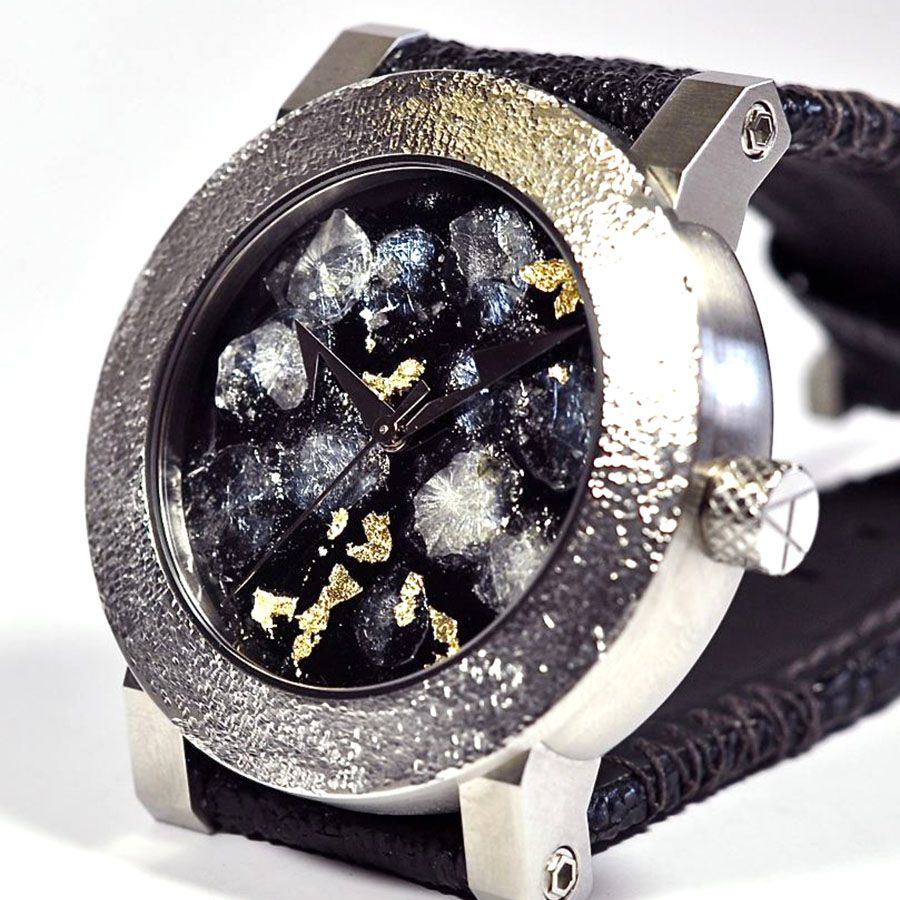 ArtyA - Son of Earth Fish Scales and Gold Leaves WC-H0277