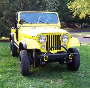 Jeep Cj 7 Reminds Me Of My Dad S One Same Color Too Jeep Cj
