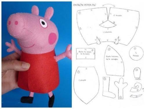 Amigurumi Tutorial Peppa Pig : Canal crochet hermano de pepa pig a ganchillo