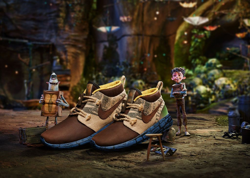 pistola pequeño superficie  The Boxtrolls x Nike Roshe Run 'Trollstrikes' | Nike roshe run, Limited  edition shoes, Nike basketball shoes