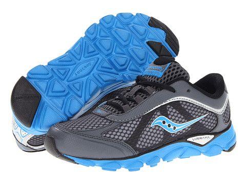 Saucony Kids Virrata (Little Kid)- Keegan's new back to school shoes