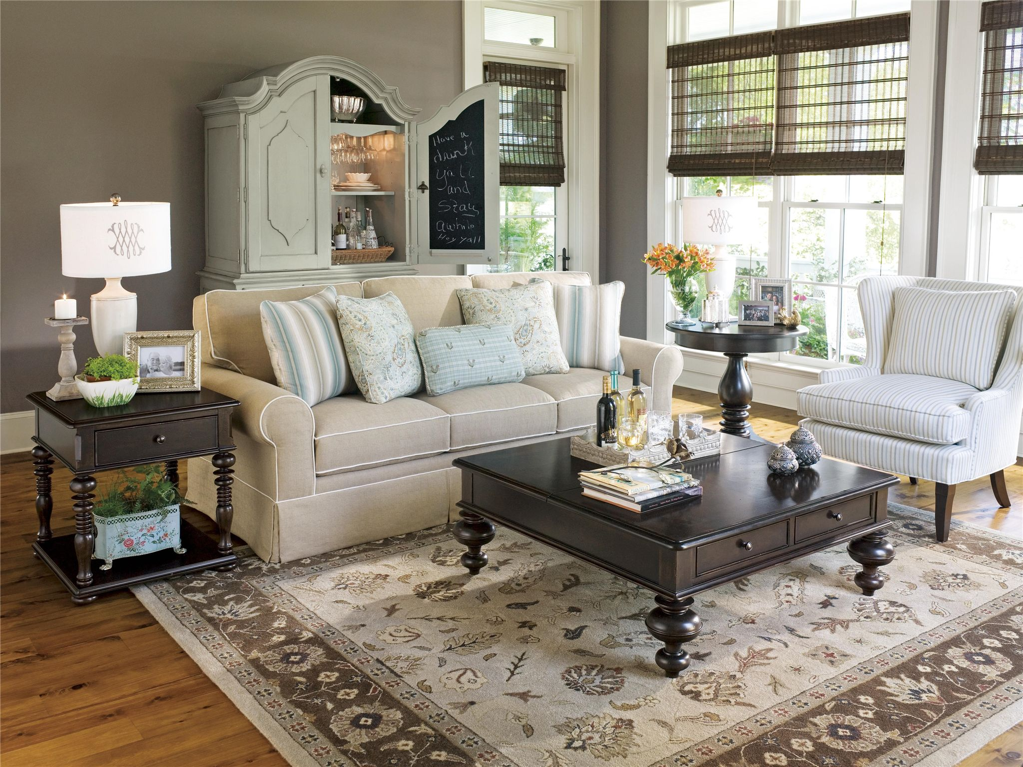 Paula Deen Home Living Room Furniture Best Paint Colours For Small Rooms