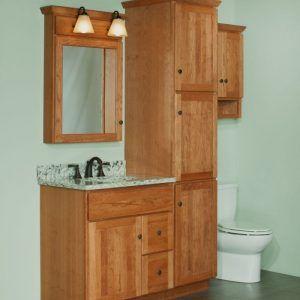 Bathroom Vanity And Linen Cabinet Sets