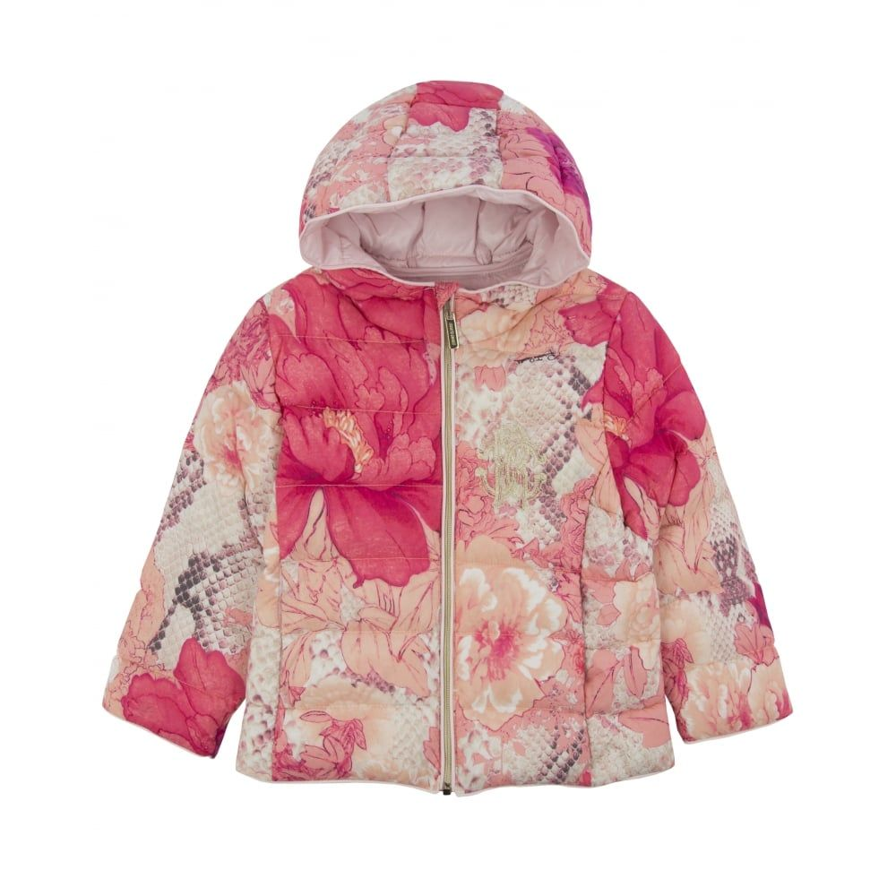 Roberto Cavalli Junior Baby Girls Down Jacket New Childrenswear ...