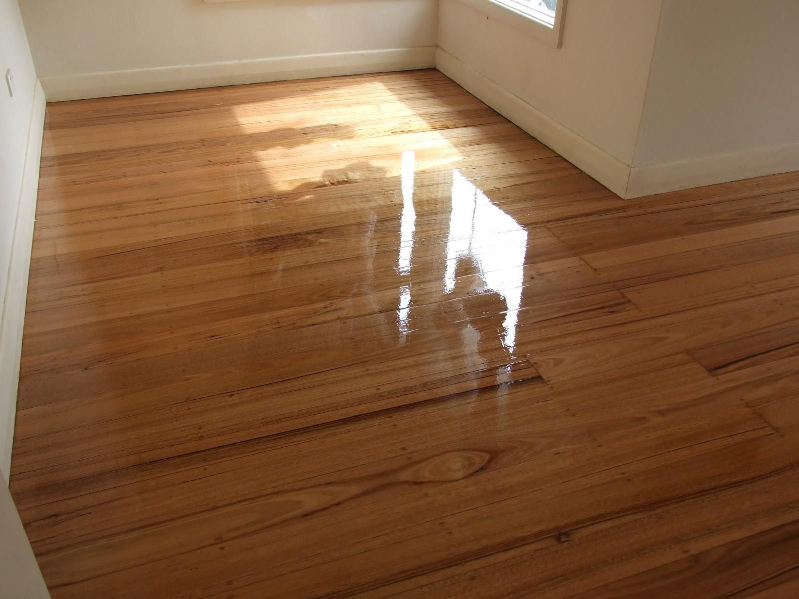Semi Gloss Hardwood Floors