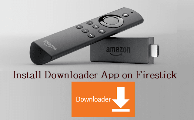 كيف تقوم بتثبيت ( Downloader App ) علي Firestick ؟ Apple