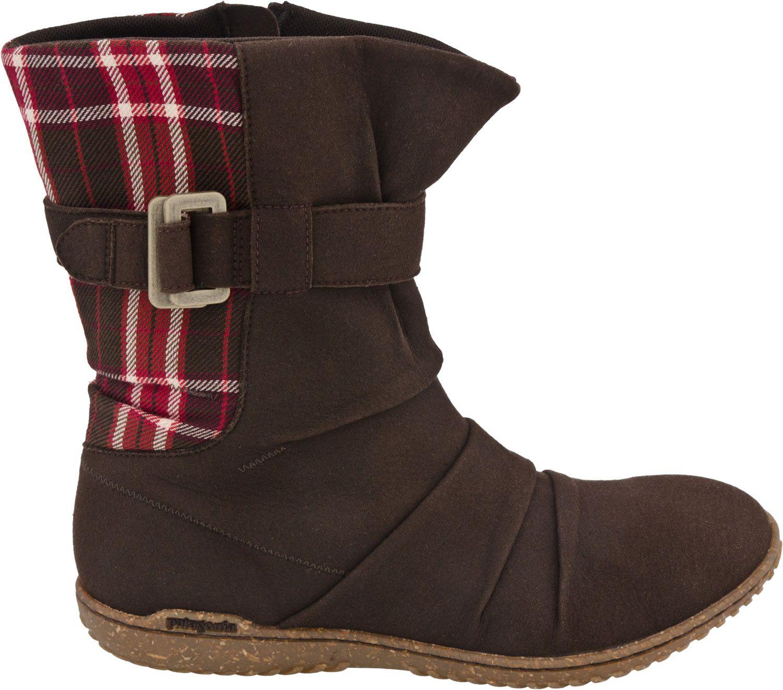 Patagonia Kula Buckle Womens Boot (Forge Grey)