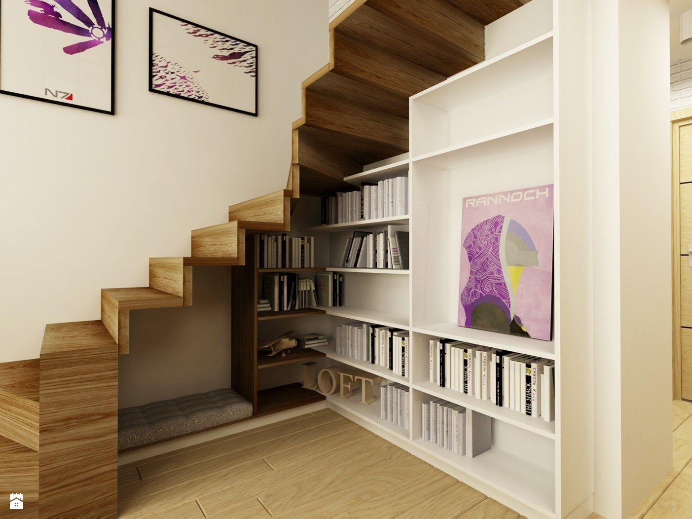 Schody styl minimalistyczny design me too schody stairs