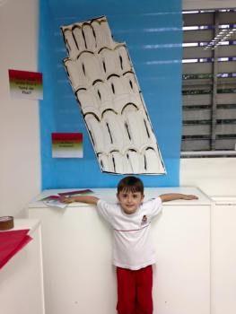Bandeira do Brasil com carimbo de mãos